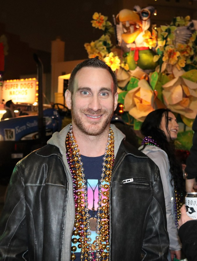 New Orleans Mardi Gras Ron