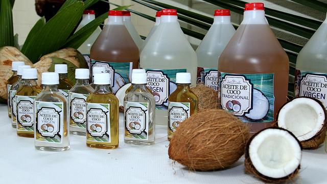 Aceite de Coco, Samaná