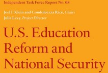 US education and national security
