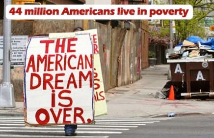 US poverty