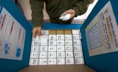Israeli ballot box
