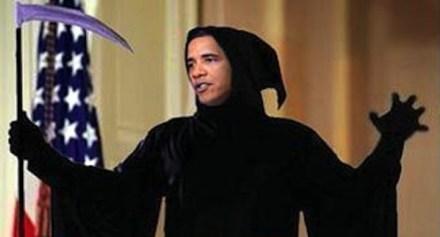 Obama peace fraud