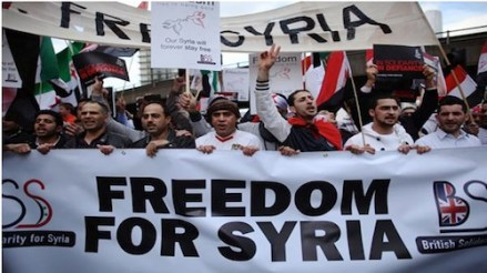 Freedom for Syria