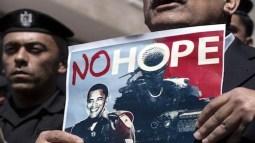 Obama - no hope