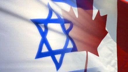 Canada Israel affair
