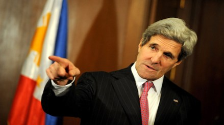 Israel intimidating John Kerry