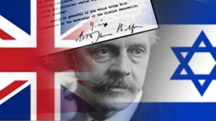 Britain, Balfour and Israel