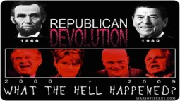 Republican devolution