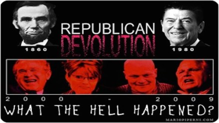 Republican devolution