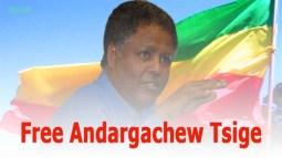 Free Andargachew Tsige
