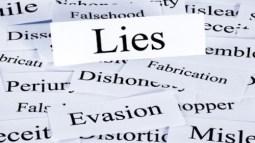 Zionist lies
