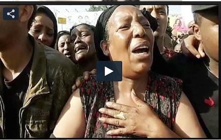 Ethiopian repression and neglect
