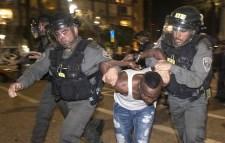 Israeli police arrest Ethiopian protester