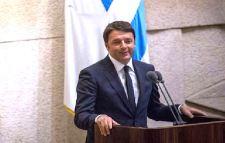 Matteo Renzi in Israel