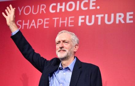 The Jeremy Corbyn revolution