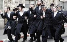 Ultra-Orthodox Jewish colonists