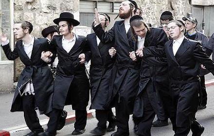 Ultra-Orthodox Jewish colonists