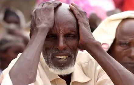 Ethiopian famine 2015
