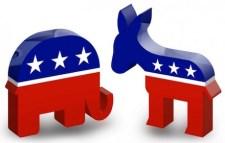 US Democrats vs Republicans