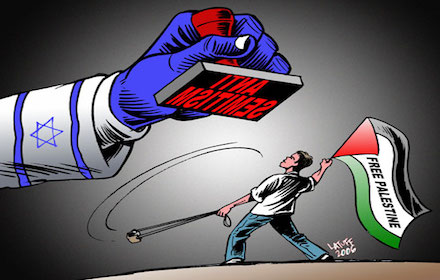 Misuse of anti-Semitism