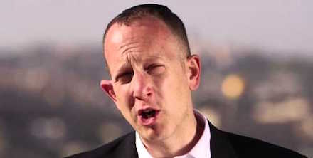 Jeremy Newmark is the chairman of the Jewish Labour Movement, affiliated to the World Zionist Organisation
