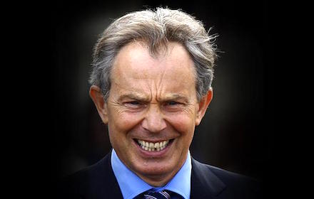 Tony Blair the war criminal