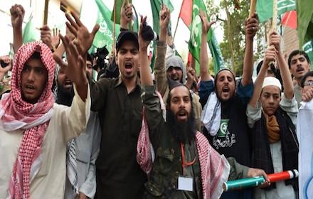 Wahhabi Pakistan