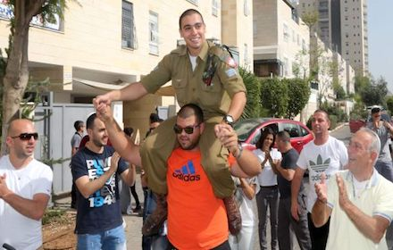 Murderer Elor Azaria treated as hero