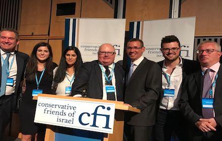 Israel's Conservative pimps