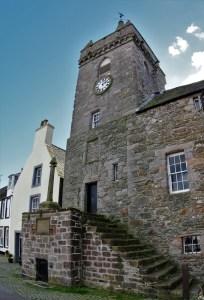 Kirkcudbright Tollbooth