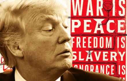 Trump Newspeak