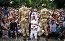 People vs regime in Ethiopia