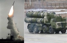 Russia's S-300 surface-to-air missiles