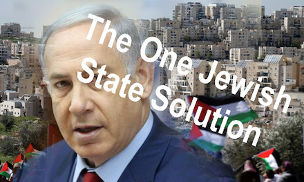 One Jewish State Solution