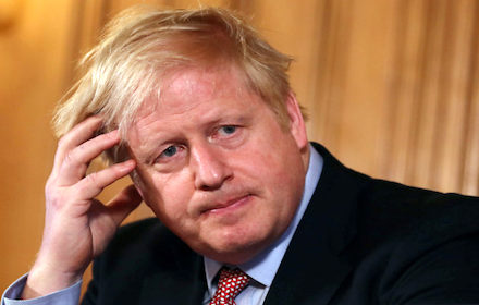 Boris Johnson and coronavirus