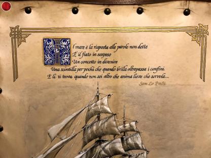 Amerigo Vespucci RRH001-2019