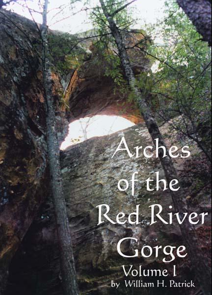 River Gorge Natural Bridge Red