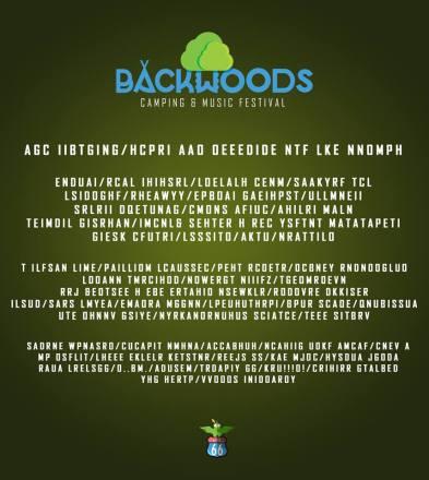 Backwoods Scrambled Photo