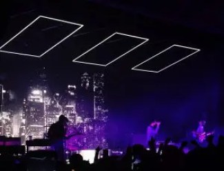 The 1975 at The Rave in Milwaukee (via Alyssa O'Brenski)