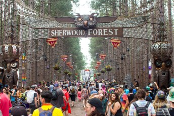 Electric Forest Weekend 1 Thursday Photo 34