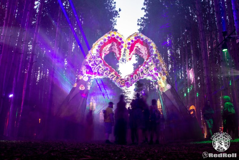 Electric Forest 2018 Weekend 1 - Photo 134