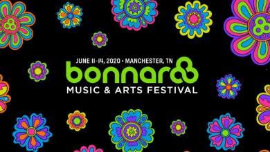 Bonnaroo Music & Arts Festival 2020 Logo