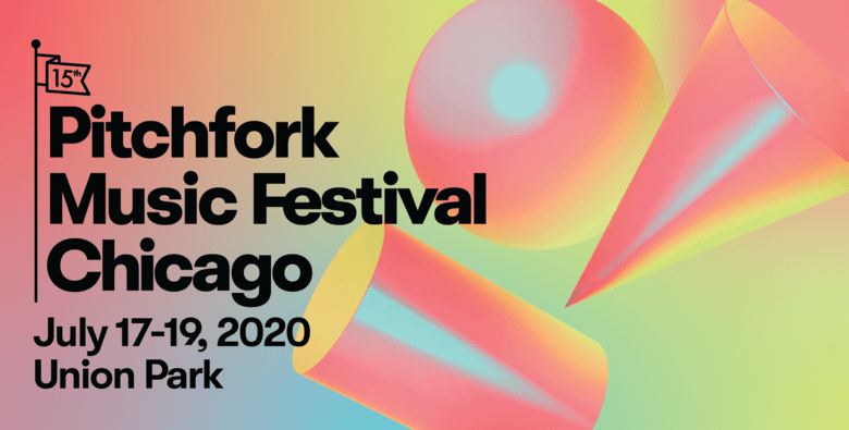 Pitchfork Music Festival 2020 at Union Park in Chicago.