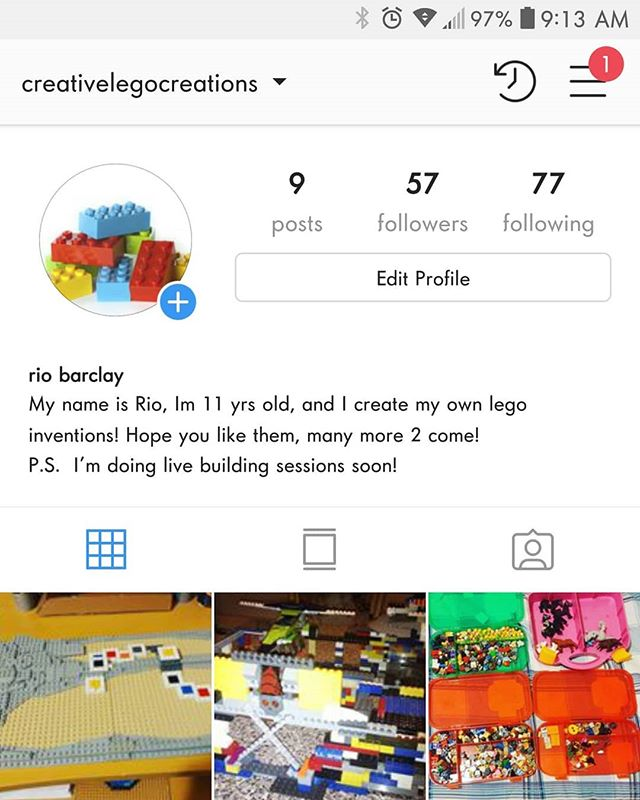 Yo everybody go follow my 11yr old little brothers lego page!! He tryna blow up!! Go follow @creativelegocreations and help the lil homie out!! @trickynick12 @iamthemosthigh @jonahbarclay @hansandellie @musicbychapter
