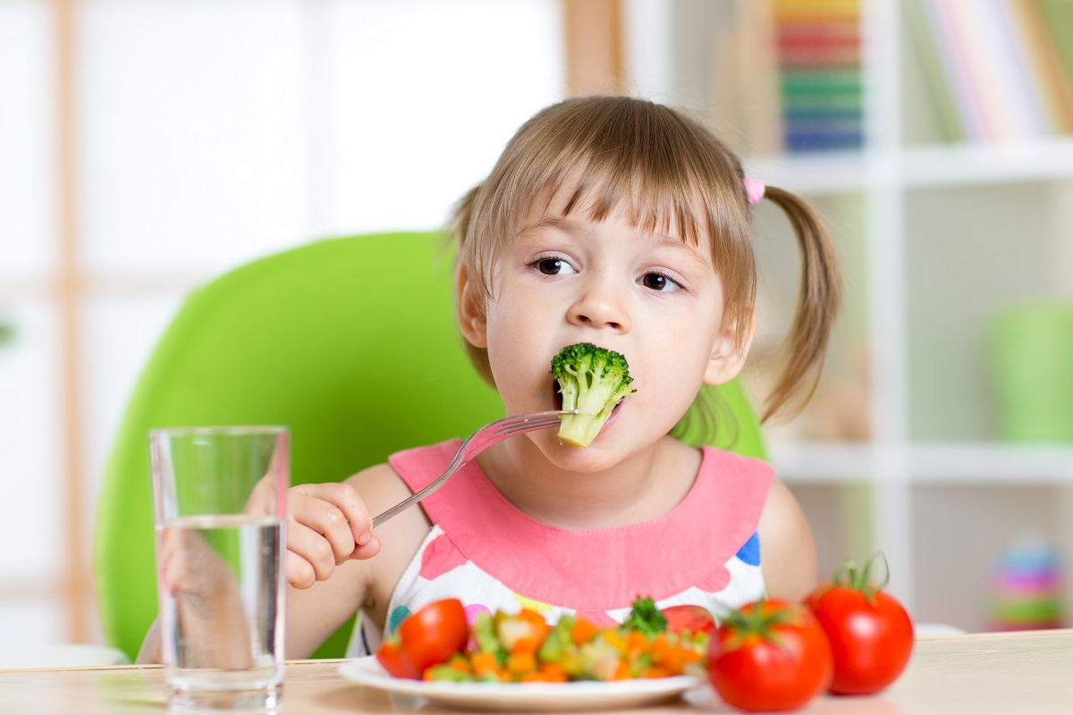 5 Foods That Are Good For Your Child's Brain