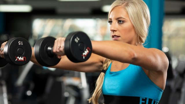 exercise for shoulders