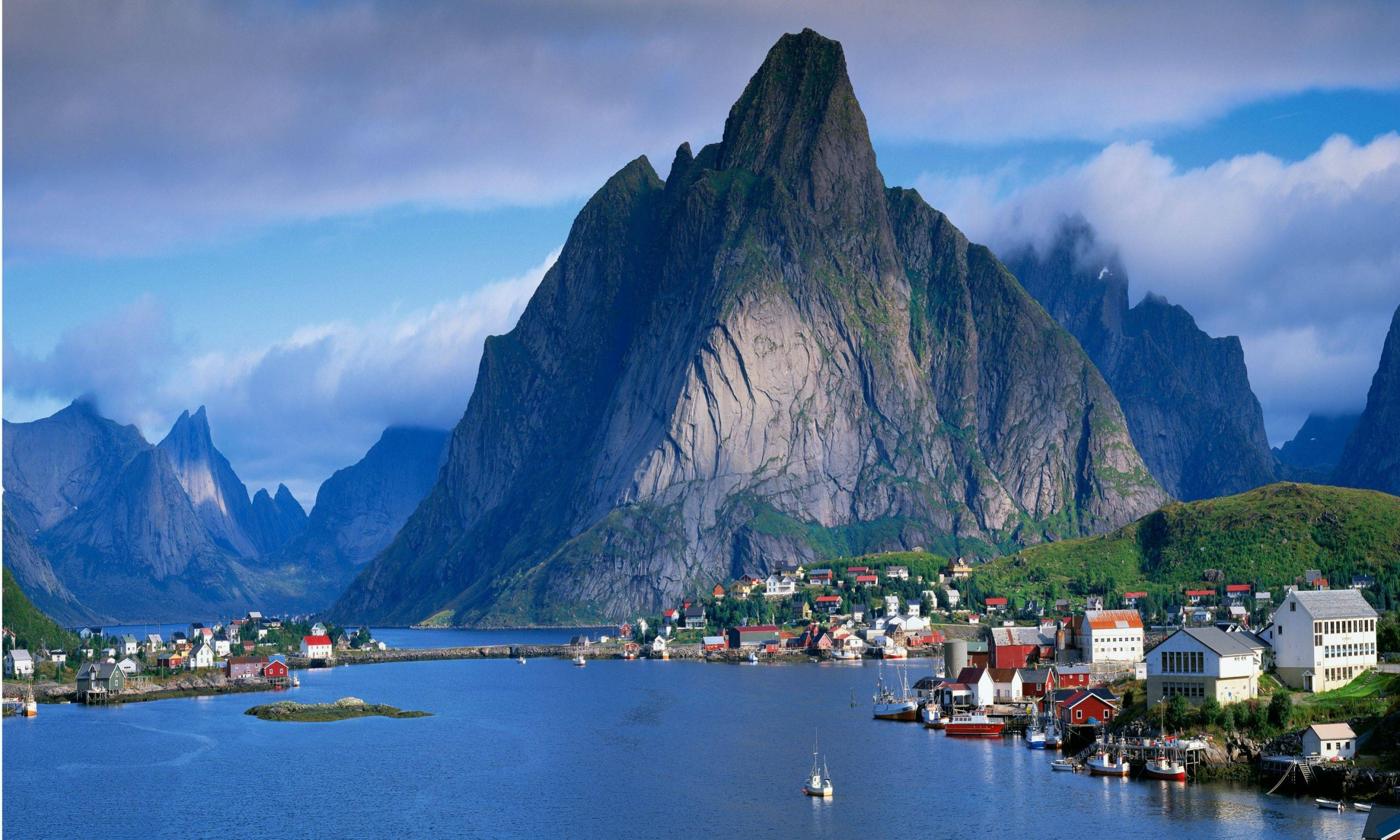 Top 10 Best Places To Visit In Norway In One Day – Norway Landmarks