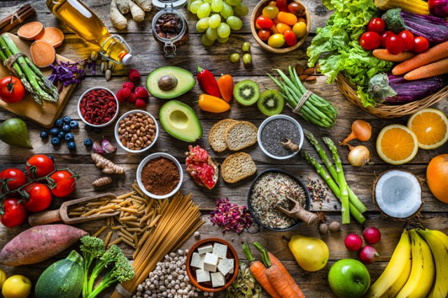food with a high nutrition