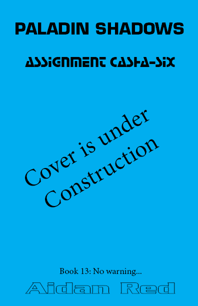Book Cover: Assignment Casha-Six Book 13