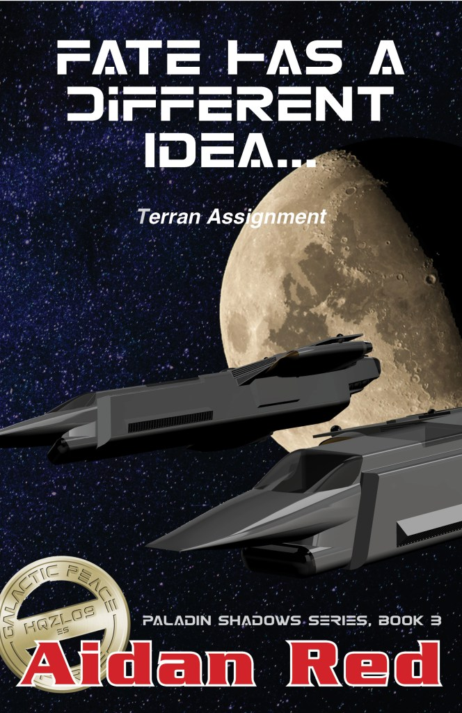Book Cover: Terran Assignment Book 3